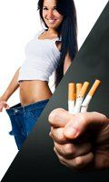 Quitting Smoking and Weight Loss Training